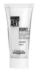 L'Oreal Dual Stylers Tecni Art Bouncy & Tender Krem-Żel Do Włosów Kręconych 150 ml