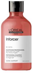 L'Oreal Serie Expert B6+ Biotin Inforcer Szampon Do Włosów Osłabionych i Łamliwych 300 ml